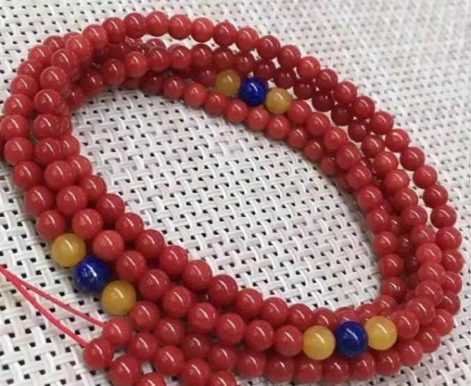 红珊瑚手链的挑选方法注意哪些?