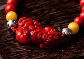 貔貅手链的佩戴方法及佩戴貔貅手链要注意什么?