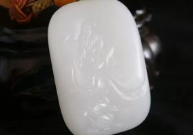羊脂白玉的鉴别方法:怎样鉴别羊脂白玉真假