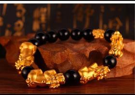 黄金貔貅适合什么人戴?明白人都知道 想发财的都可佩戴