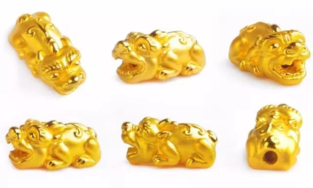 黄金貔貅手链屁股有洞有什么说法呢?
