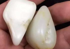 和田玉籽料真伪鉴别方法有哪些 和田玉籽料真假对比方法