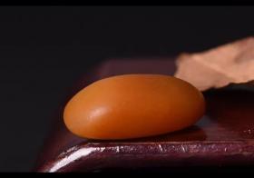 和田玉枣红皮籽料怎么鉴别