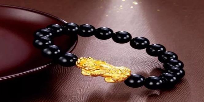 一个黄金貔貅手链大概多少钱?