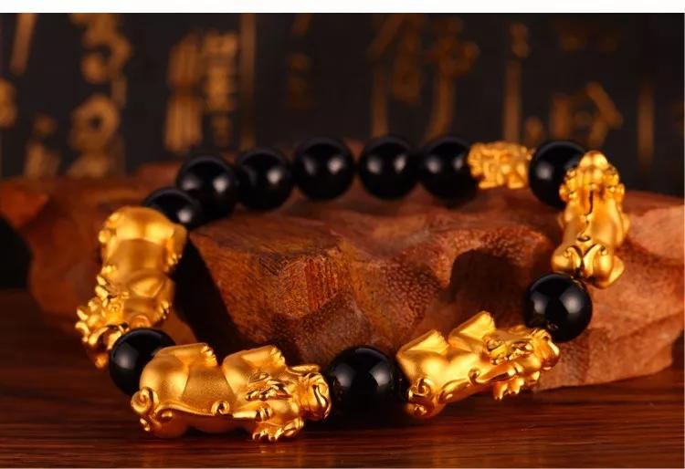 黄金貔貅真假咋看 黄金貔貅的真假和开光有关系吗