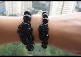女的貔貅手链佩戴方法需注意 戴对早发财