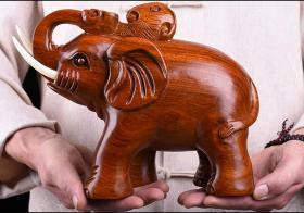 大象摆件选什么颜色的好 什么颜色大象最招财?