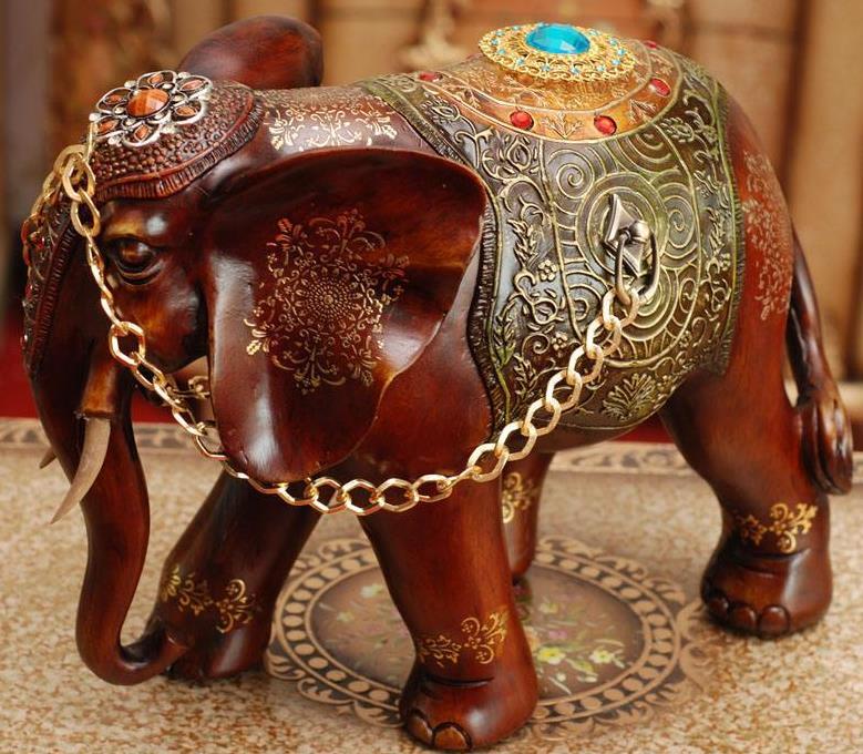 大象摆件鼻子朝向有什么不同 大象摆件鼻子朝向风水作用