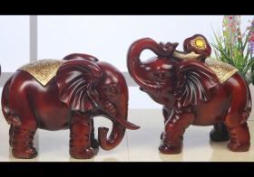 木刻大象有哪些摆放方法 木刻大象摆放禁忌有哪些?