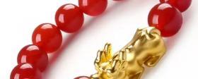 金貔貅手链的佩戴忌讳什么?
