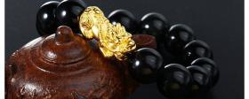 带黄金貔貅手链有什么讲究?