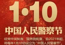 中国人民警察节设立意义是什么?