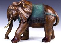 大象摆放在家里代表的寓意是什么