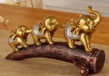 大象风水摆件的寓意和作用有哪些